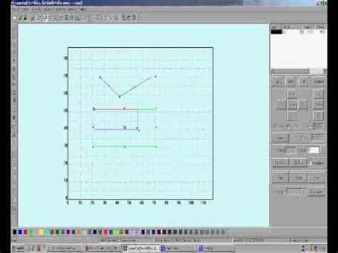 laser cutting layout software lasercut 5 3 software tutorial part1 english youtube