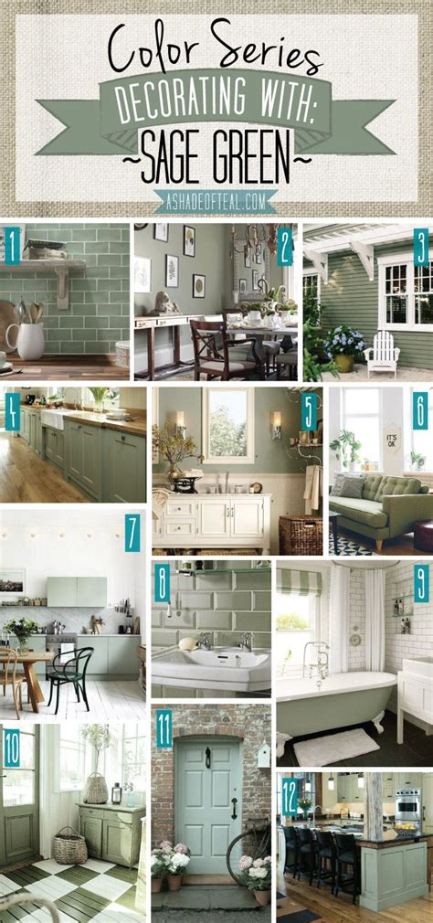 sage green home decor color series decorating with sage green i love olives