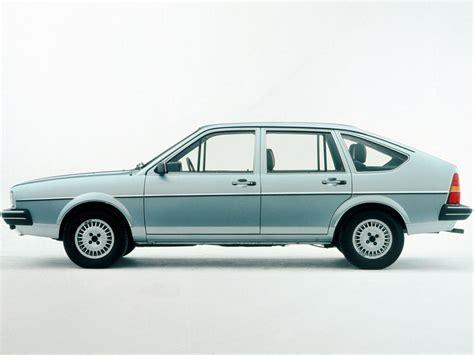 Volkswagen Passat Hatchback by Volkswagen Passat Hatchback B2 1 6 69 Hp