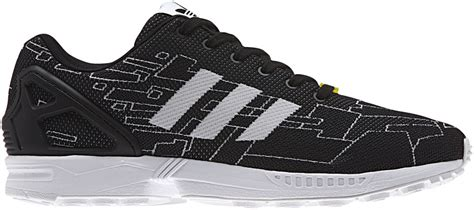 adidas zx flux black pattern adidas zx flux weave pattern pack sole collector