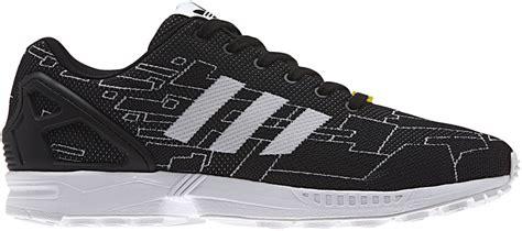 zx flux black pattern adidas zx flux weave pattern pack sole collector
