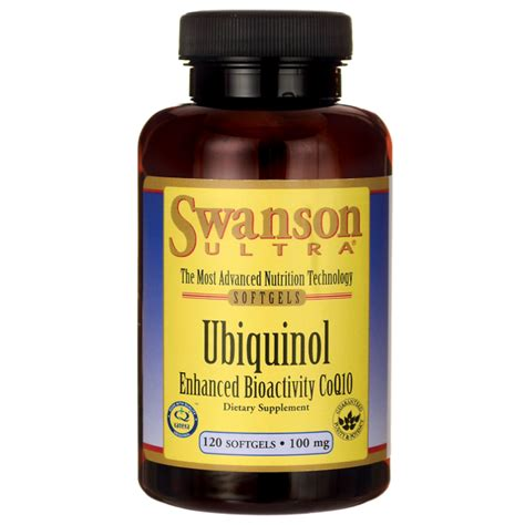 Dijamin Swanson Ultra Coq10 200 Mg 30 Softgels swansonvitamins ubiquinol news