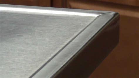 corian no drip edge quot no drip quot countertop edge by advance tabco