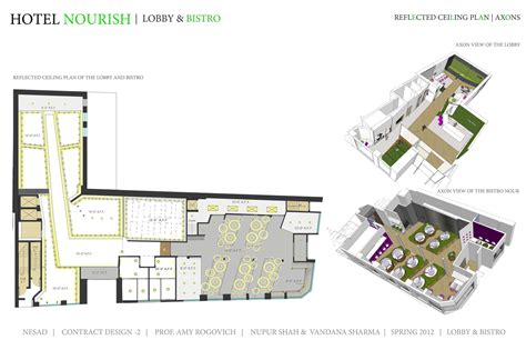 lobby layout plan hotel nourish lobby bistro guestrooms 1st runner up a