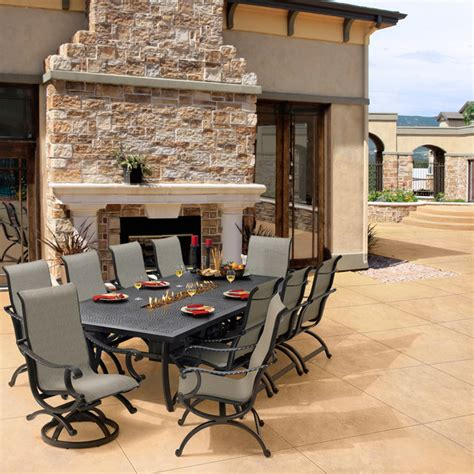 Castelle Patio Furniture by Castelle Outdoor Furniture Pride Family Brand Patio