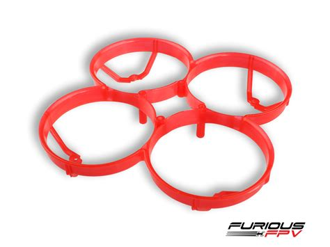 Plastic Mount Set Moskito 70 Frsky furious fpv