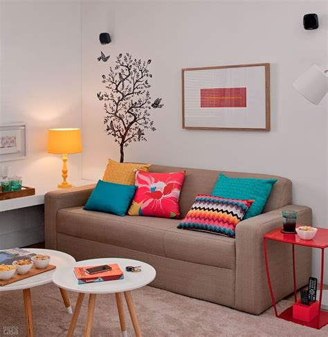 decorar gastando pouco dicas de como decorar a sala gastando pouco