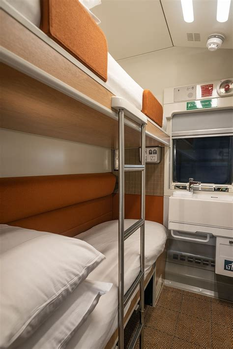 The Sleeper by Look Inside Caledonian Sleeper S Swanky New