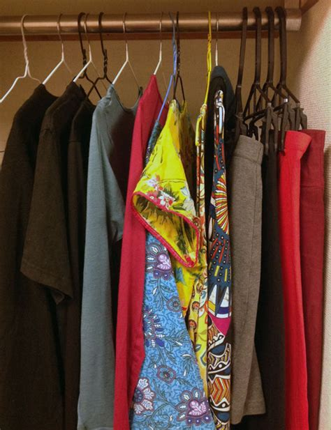 minimal wardrobe experiment mediatinker