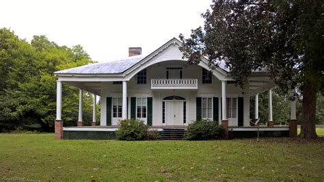 capell huff house at pebble hill al built ca 1850