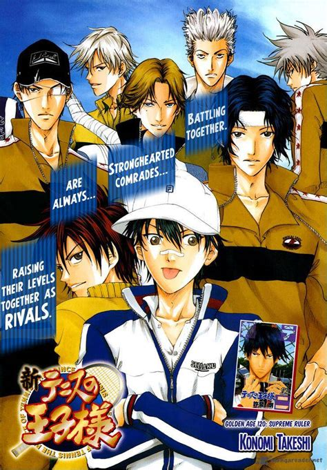new prince of tennis new prince of tennis 120 read new prince of tennis 120