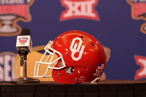 Football Conference Table Oklahoma Football Freshman Wide Receiver To Transfer Sports Oudaily