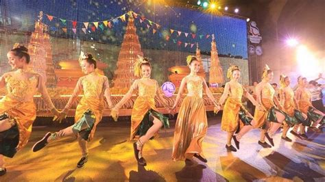 concept for thai new year thailand tourism presents new shades for 2018 voyager s