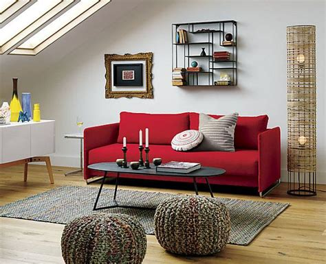 red couch living room 25 best ideas about red sofa decor on pinterest red