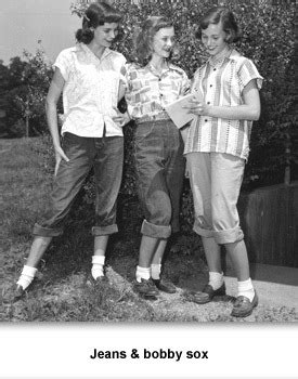1950s fashions with rolled up jeans tennessee 4 me
