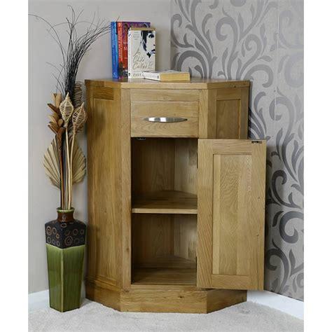 Telephone Cupboard Compact Solid Oak Corner Telephone L End Table Best