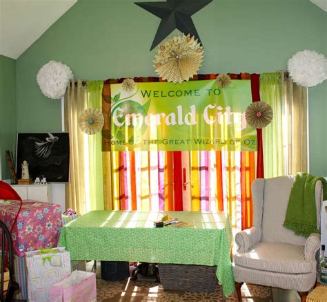 Wizard Of Oz Baby Shower by The Wizard Of Oz Baby Shower Ideas Photo 9 Of 22