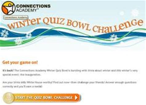 quiz bowl themes inauguration winter season are themes of free online