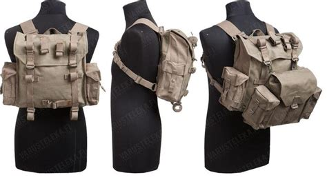 pattern 70 web gear load bearing harness chest rig hybrid survivalist forum