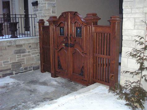 garden design details rustic wood gates miss rumphius