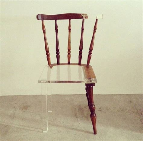 broken recliner chair my new old chair artist fixes broken wood furniture