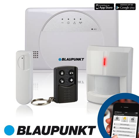 funk alarmanlage test blaupunkt sa 2500 smart gsm funk alarmanlage test