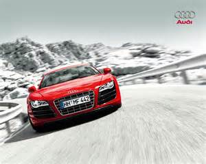 Audi R8 Torque 525 Horsepower 2010 Audi R8 V10 Unveiled In The