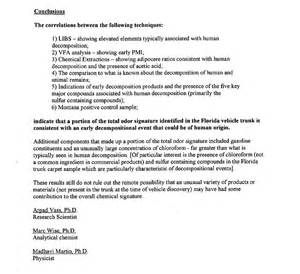 lab report conclusion template lab report conclusions