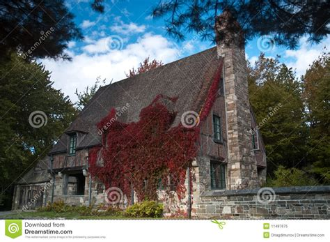 ivy and stone home on instagram stone english country house in ivy royalty free stock