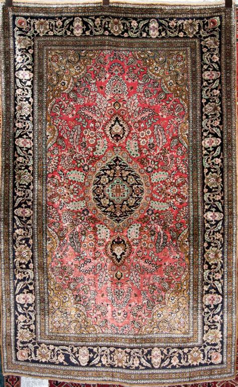 Fine Original Qum Silk Rug Rugs More Qum Rugs