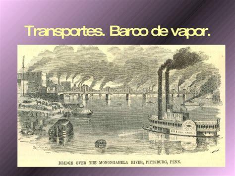 barco a vapor revolucion industrial revoluci 243 n industrial