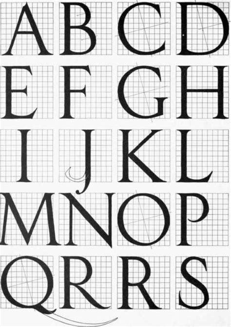 lettere romane article x lettering