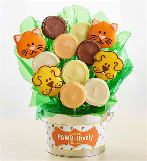 Pot A Cookies by 43 Best Cookie Flowers Images On Flower Pots