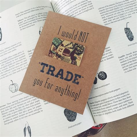 Trader Joe Gift Cards - teacher gifts teacher appreciation gifts target i would not trade you for anything