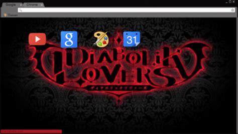 theme google chrome diabolik lovers diabolik lovers chrome themes themebeta
