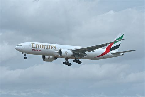 emirates cargo emirates celebrates 30 years of service from first small