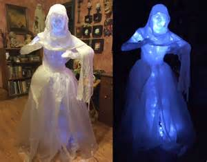 Diy sculpting ghosts amp bodies from tape amp trash bags hankerin for