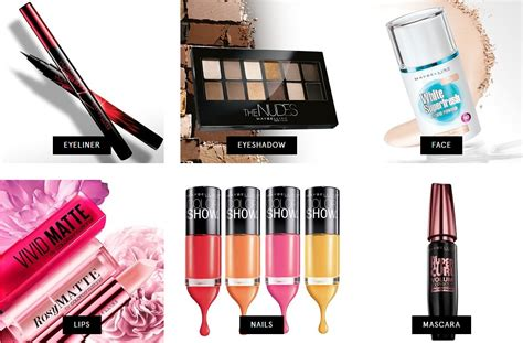Kosmetik Maybelline Malaysia mrs fara maybelline produk kecantikkan wanita asia