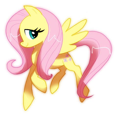 my little pony fan art fluttershy my little pony friendship is magic fan art