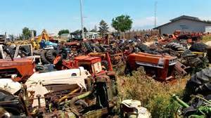 na tractor salvage 2 2 massey ferguson ford deer