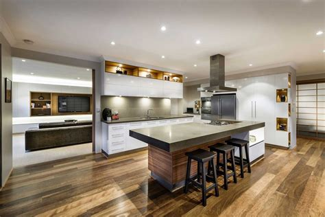 spacious amazing country kitchen designs australia great dise 241 o de casa de un piso estilo oriental con planos