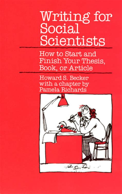 how to start writing your dissertation writing for social scientists how to start and finish