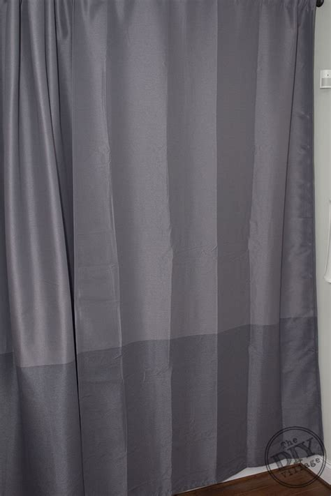 How To Get Rid Of Wrinkles In Curtains Without An Iron