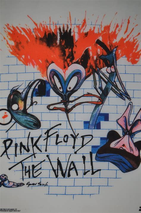 pink floyd the wall images pink floyd the wall by dinkok on deviantart