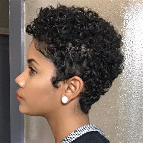 12 Best Short Natural Hairstyles for Black Women   New