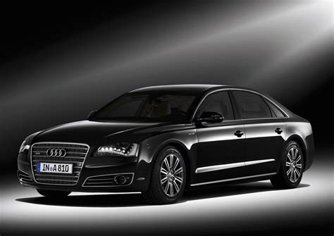 Armored Audi A8 by Armored Audi A8 L Security Car Combine Maximum Protection