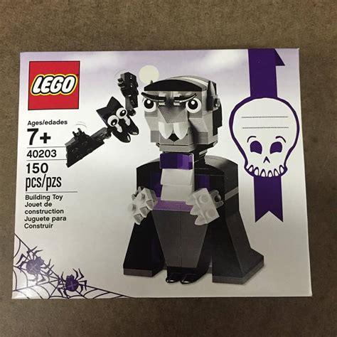 Lego Seasonal 40203 Vire And Bat Promo toys n bricks lego news site sales deals reviews mocs new sets and more