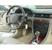 2003 Audi A6 Interior Images &amp Pictures  Becuo
