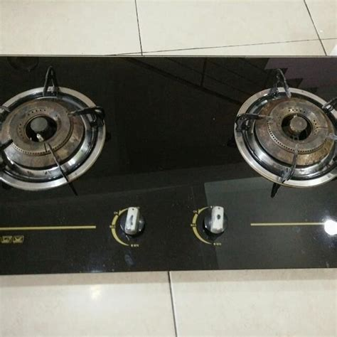 dapur elba 2 tungku kitchen appliances on carousell