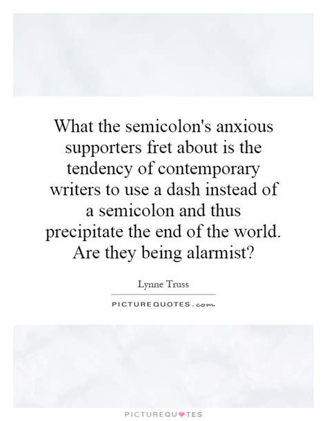 Colon Or Semicolon Before Quote